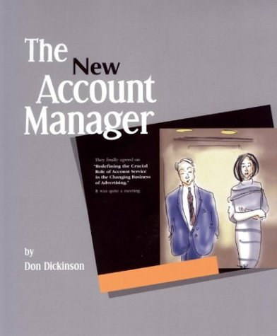 New Account Manager  2003 edition cover
