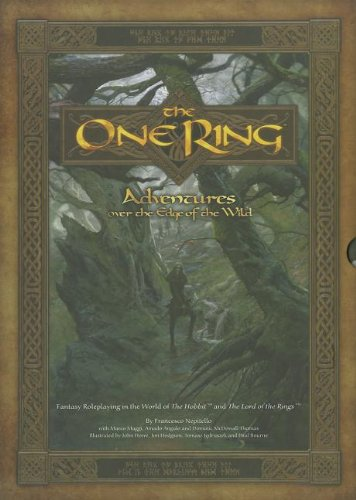 The One Ring: Adventures Over the Edge of the Wild  0 edition cover