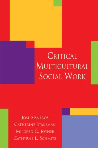 Critical Multicultural Social Work   2008 edition cover