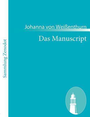 Manuscript   2010 9783843063142 Front Cover