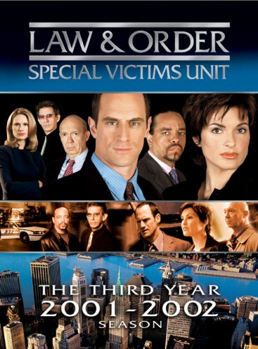 Law & Order: Special Victims Unit - The Third Year, Season 2001-2002 System.Collections.Generic.List`1[System.String] artwork