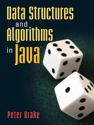 Data Structures and Algorithms in Java   2006 9780131469143 Front Cover