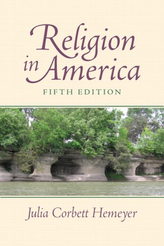 Religion in America  5th 2006 (Revised) edition cover