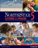 NorthStar Listening and Speaking 5 with MyEnglishLab  4th 2015 9780133382143 Front Cover