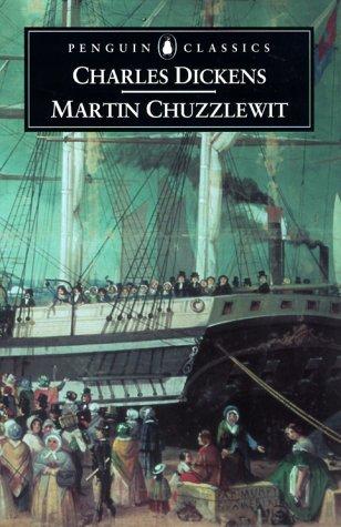 Martin Chuzzlewit   1999 edition cover