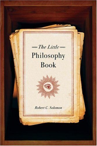 Little Philosophy Book   2008 edition cover