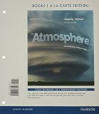 The Atmosphere: An Introduction to Meteorology, Books a La Carte Edition  2015 edition cover