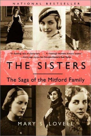 Sisters The Saga of the Mitford Family  2001 9780393324143 Front Cover