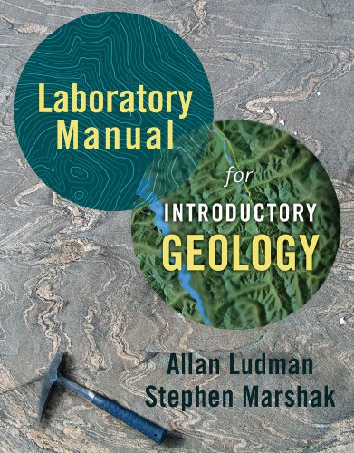 Introductory Geology   2010 (Lab Manual) edition cover