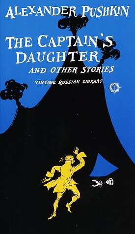 Captain's Daughter and Other Stories  N/A edition cover