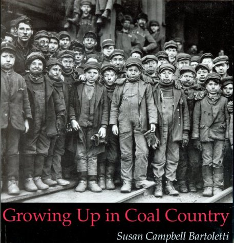 Growing up in Coal Country   1999 edition cover