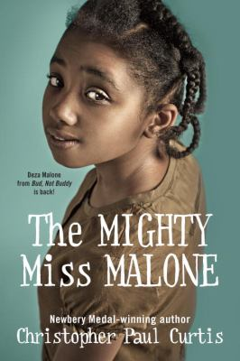 Mighty Miss Malone   2012 edition cover