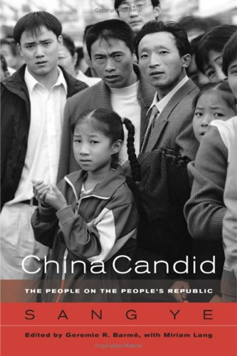 China Candid The People on the People's Republic  2006 edition cover