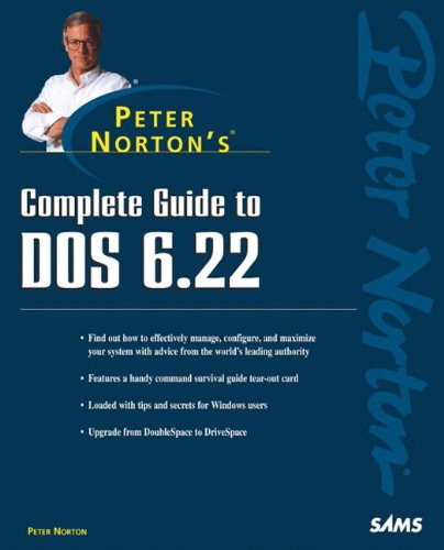 Complete Guide to DOS 6.22  6th 1994 edition cover