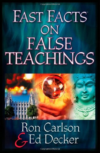 Fast Facts on False Teachings  2nd 1994 (Reprint) edition cover