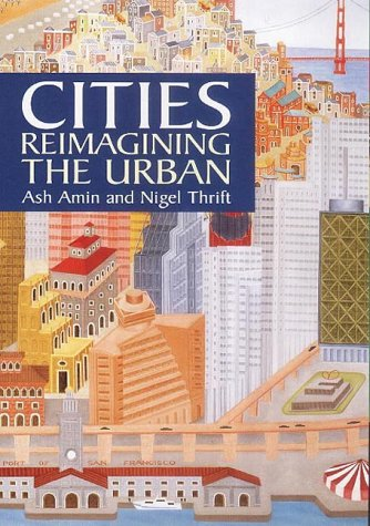 Cities Reimagining the Urban  2002 edition cover