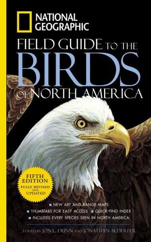 Birds of North America  5th 2006 edition cover