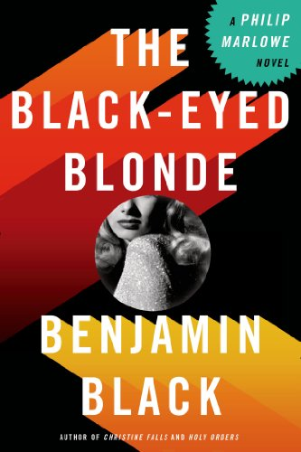Black-Eyed Blonde   2014 edition cover