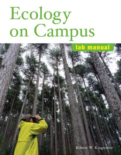 Ecology on Campus   2006 edition cover