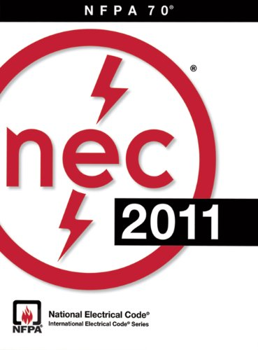 National Electrical Code 2011   2011 edition cover