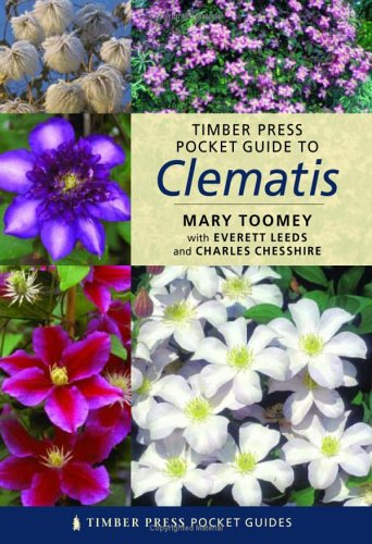 Timber Press Pocket Guide to Clematis   2006 9780881928143 Front Cover
