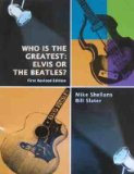 Who Is the Greatest Elvis or the Beatles  2010 (Revised) edition cover