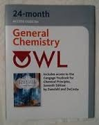 CHEMICAL PRINCIPLES-GEN.CHEM.OWL-ACCESS N/A edition cover
