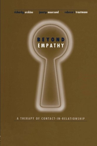 Beyond Empathy A Therapy of Contact-In Relationships  2000 edition cover