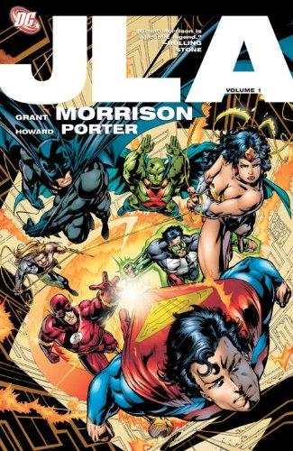 JLA Vol. 1  N/A edition cover