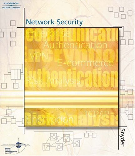 Network Security   2005 9781401882143 Front Cover