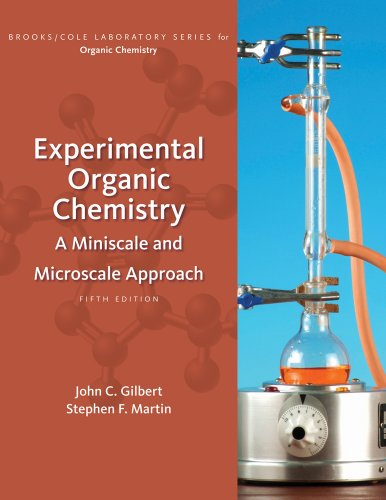 Experimental Organic Chemistry A Miniscale and Microscale Approach 5th 2011 9781439049143 Front Cover