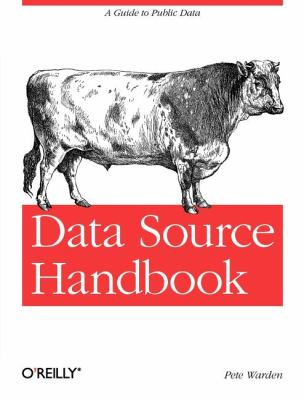Data Source Handbook   2011 9781449303143 Front Cover
