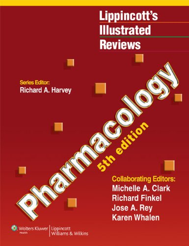 Pharmacology  5th 2012 edition cover