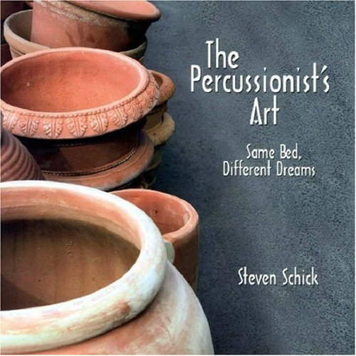 Percussionist's Art Same Bed, Different Dreams  2006 edition cover
