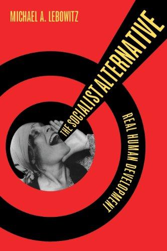 Socialist Alternative Real Human Development  2010 edition cover