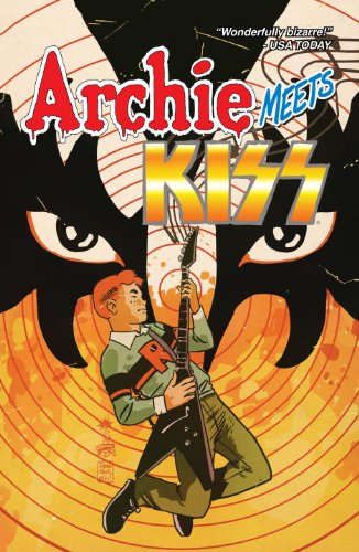 Archie Meets KISS: Collector's Edition   2012 9781936975143 Front Cover
