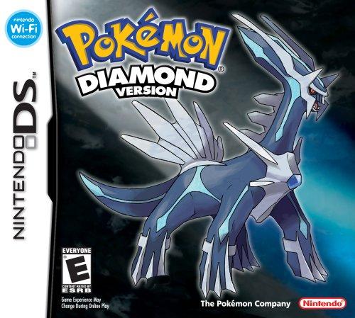 Pokemon - Diamond Version Nintendo DS artwork