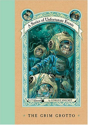 Grim Grotto   2004 edition cover
