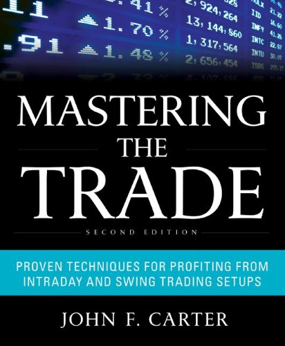 Mastering the Trade Proven Techniques for Profiting from Intraday and Swing Trading Setups 2nd 2012 edition cover