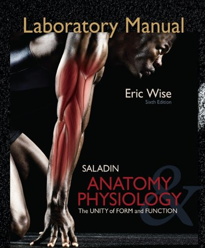 Anatomy Physiology The Unity of Form and Function 6th 2012 edition cover