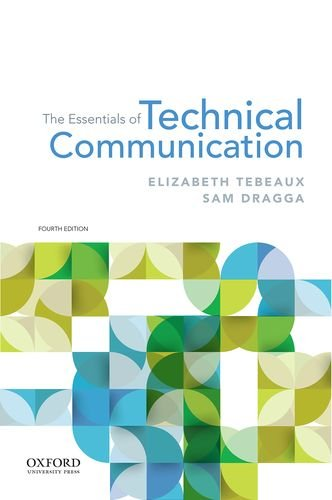 The Essentials of Technical Communication:   2017 9780190856144 Front Cover