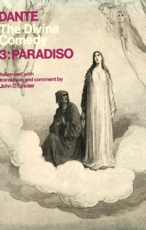 Divine Comedy - Paradiso  2nd 1961 (Revised) edition cover