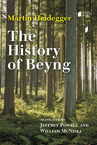 History of Beyng   2015 9780253018144 Front Cover