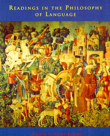 Readings in the Philosophy of Language   1997 edition cover