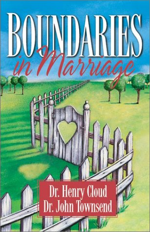 Boundaries in Marriage   2002 edition cover