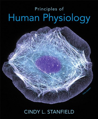 Principles of Human Physiology  5th 2013 (Revised) edition cover