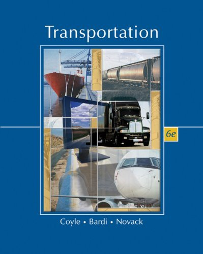 Transportation  6th 2006 edition cover