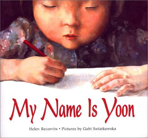 My Name Is Yoon   2011 9780374351144 Front Cover
