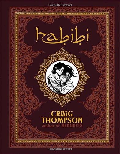 Habibi   2011 edition cover