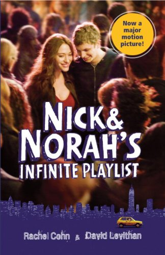 Nick and Norah's Infinite Playlist   2009 (Movie Tie-In) edition cover